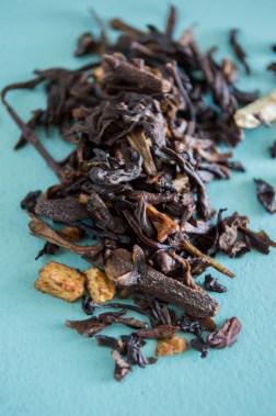 Citrus Chai Tea ~ Tea & Trumpet