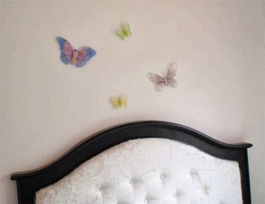 There they go mummy! Flying free on top of my bed!