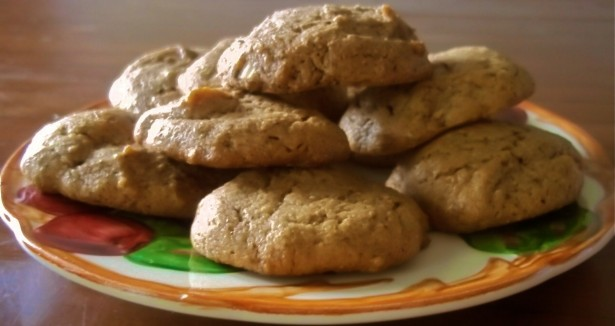 Creamy Almond Butter Cookies (Gluten Free) Recipe