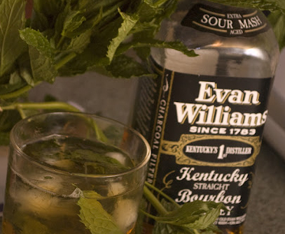 whiskey mint julep recipe