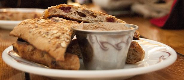 canteen 900-breakfast bread