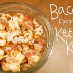 Bacon Popped Stove Top Kettle Corn