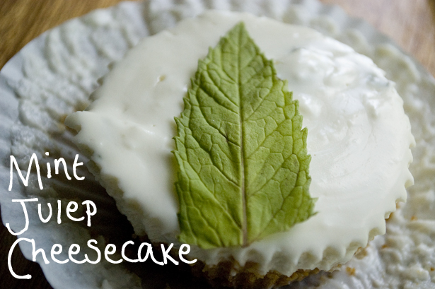 whiskey_bacon_mint_Julep_cheesecake_cupcake