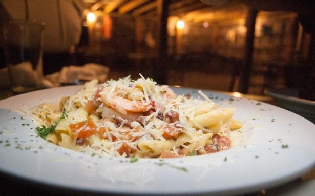Creamy Seafood Pasta - South Carolina