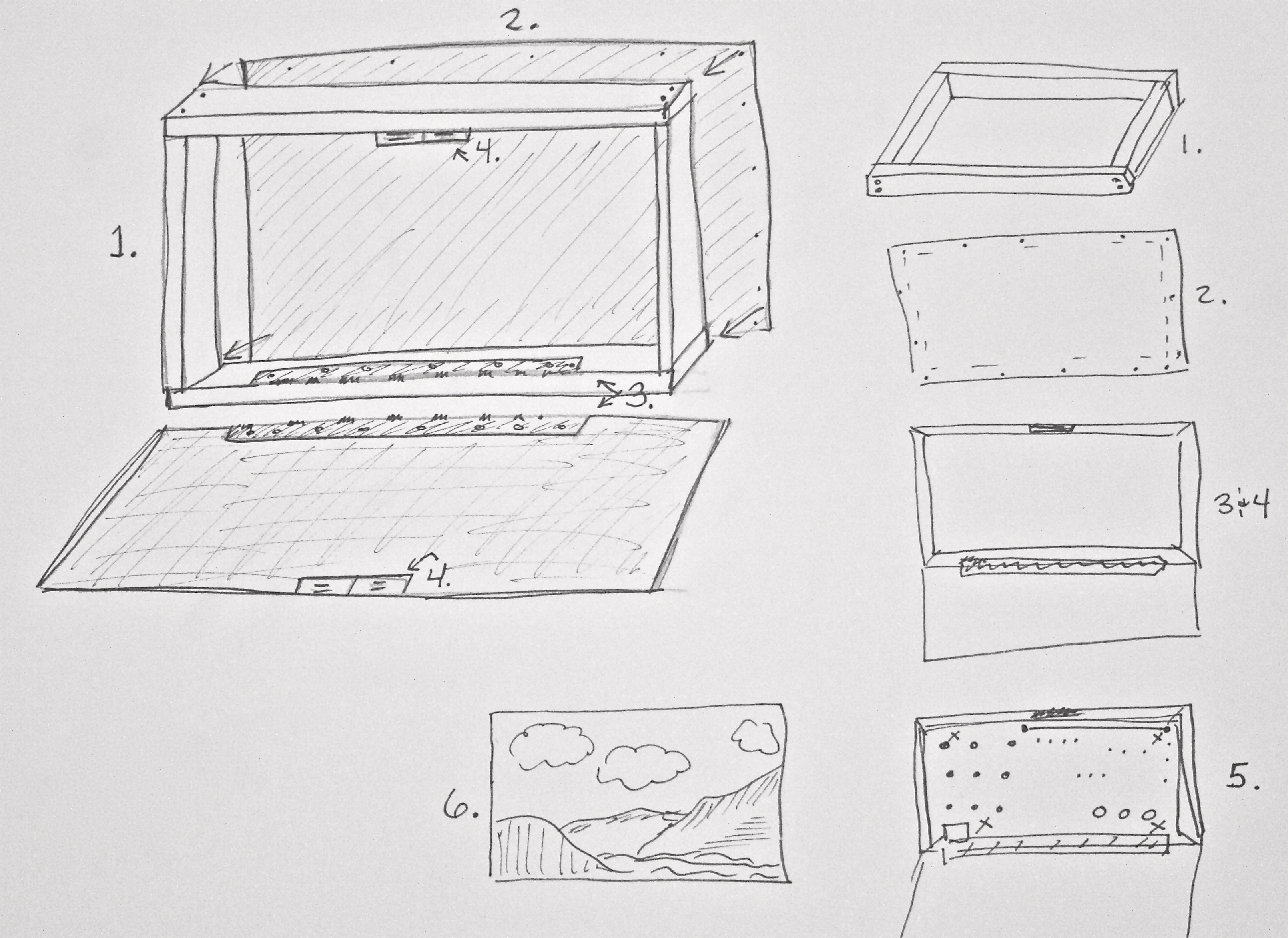 Jewelry Box Plans Hidden Compartment Plans Diy Free