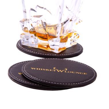 Glasunderlägg WhiskeyLounge