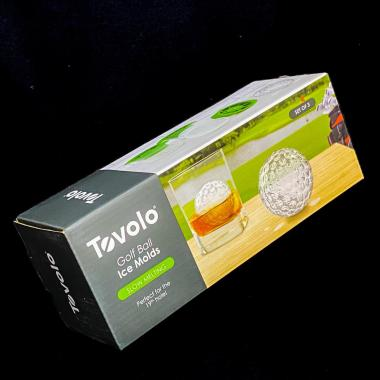 Golf Ball Ice System