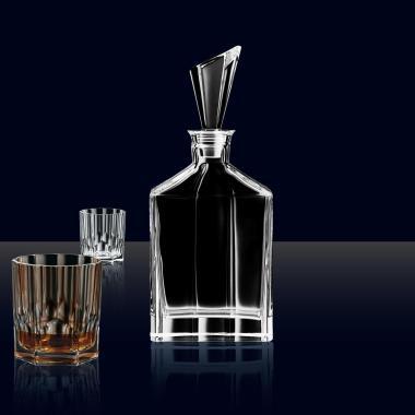 Nachtmann Aspen Whiskey Karaffset - 3delar