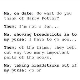 Me on dates.