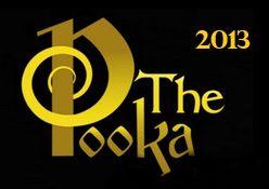 2013 Irish Whiskey Trail Irish Whiskey of the Year Golden Pooka Award Winner Teeling Small Batch Rum Finish Irish Whiskey