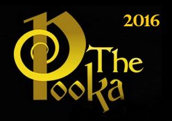 2016 Irish Whiskey Trail Irish Whiskey of the Year Golden Pooka Award Winner Hyde 1916 Single Grain Irish Whiskey