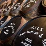 Jameson Midleton Distillery Tour Jameson Whiskey Casks