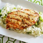 Simple Marinade Grilled Chicken