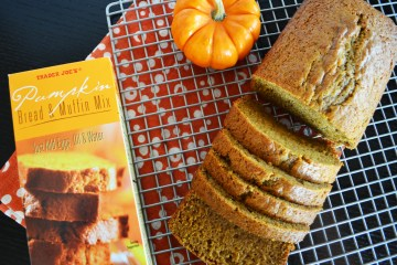 Trader Joe's Seasonal Pumpkin Bread