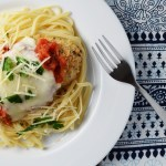 Whisking Mama's Baked Chicken Parmesan