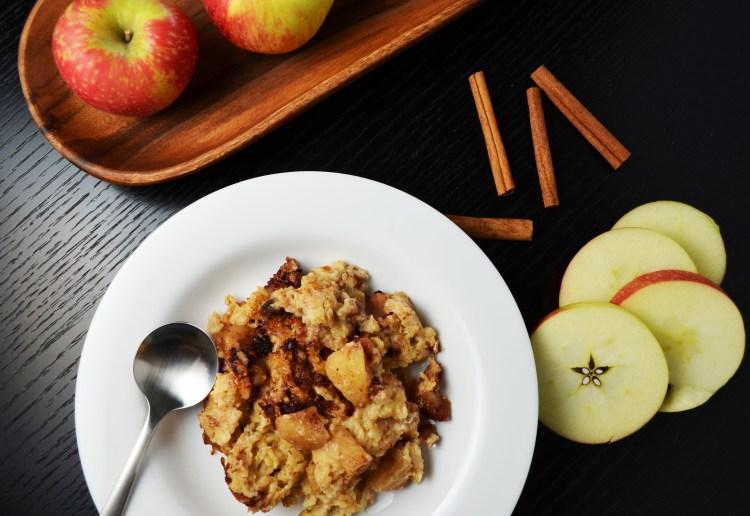 crockpot apple pie oatmeal