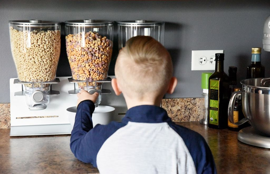 HONEY CAN DO CEREAL DISPENSER