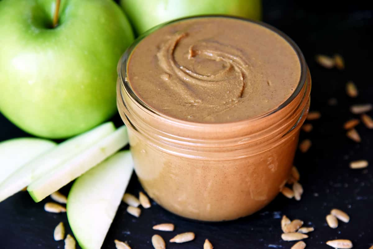 the best homemade sunflower seed butter