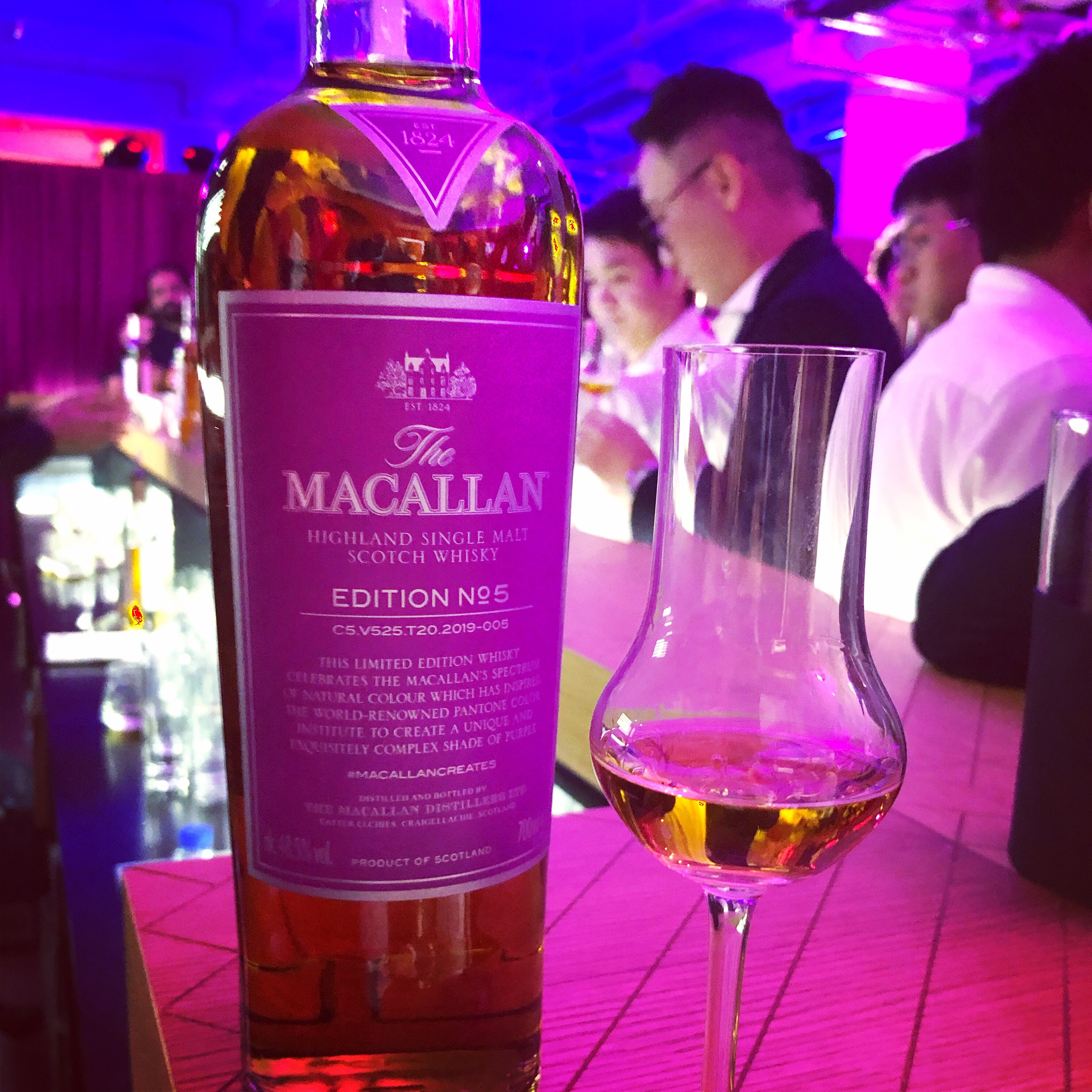 Dram Review: The Macallan Edition No. 5