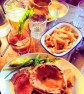 Sunday Roast, The Mall Tavern, Notting Hill, London