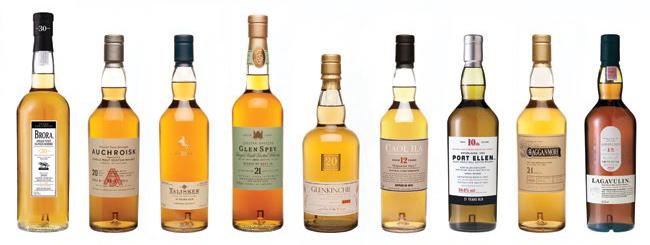 Diageo Special Releases 2010 range