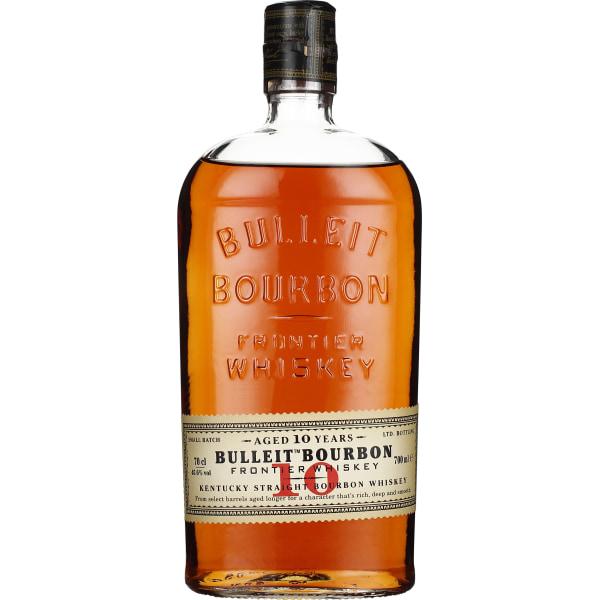 Bulleit 10 years Kentucky Bourbon 70CL