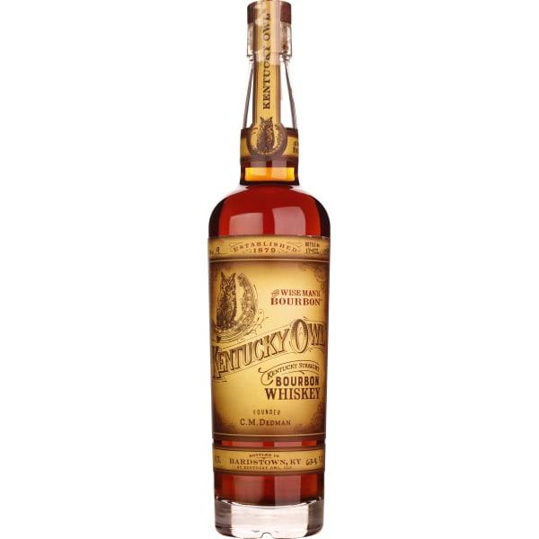 Kentucky Owl No.9 Bourbon 70CL
