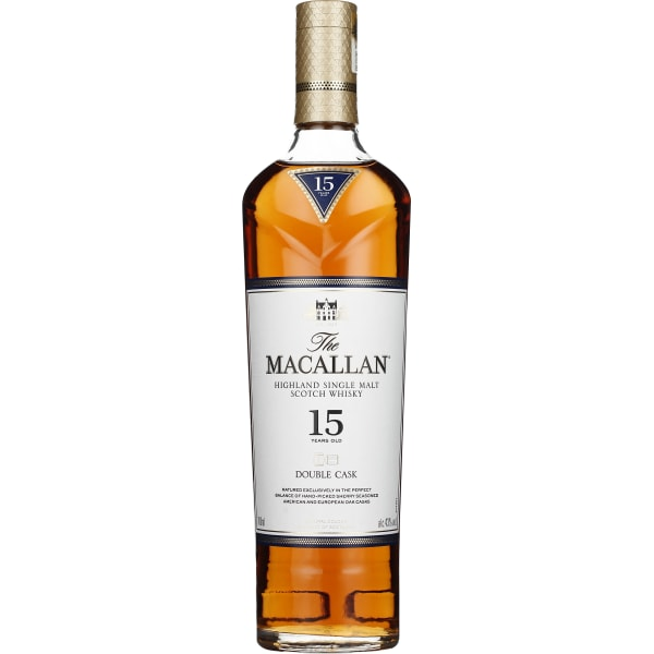 The Macallan 15 years Double Cask 70CL
