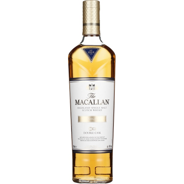 The Macallan Double Cask Gold 70CL