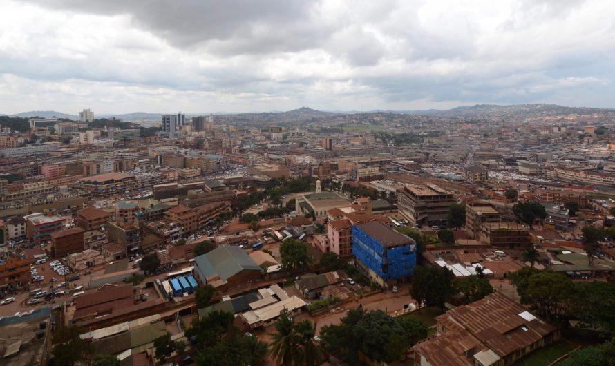 Kampala to Masaka