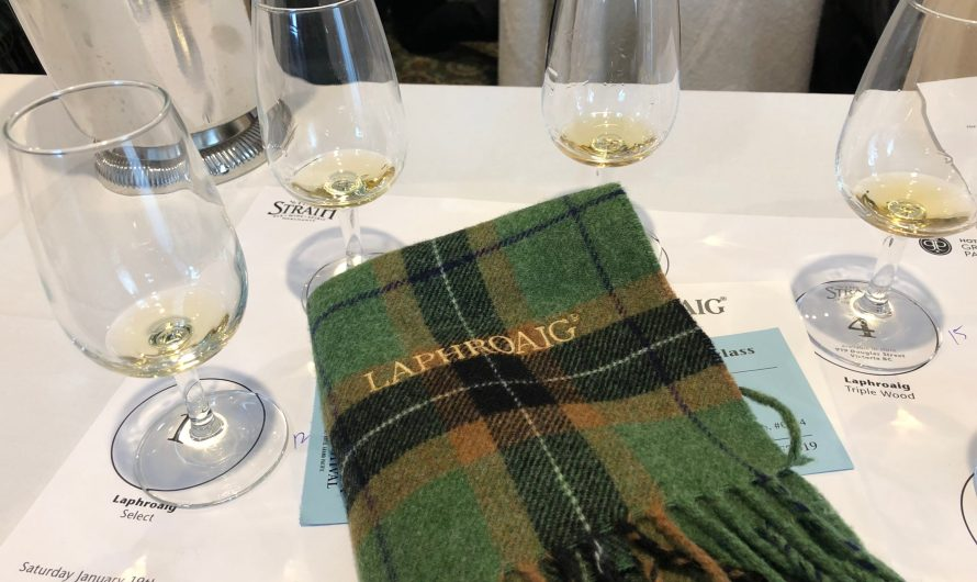 Standouts from the 2019 Victoria Whisky Festival
