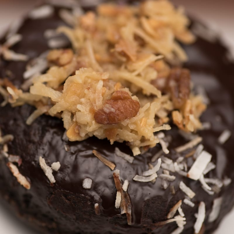 Macallan No. 2 Edition   German Chocolate Cake - Whisky And Donuts - WhiskyAndDonuts.com