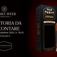Whisky Week Treviso, le Masterclass: Una storia da raccontare