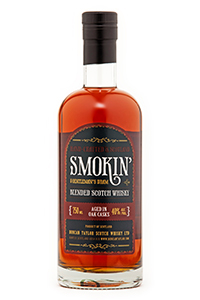 Smokin' Blended Scotch from Duncan Taylor