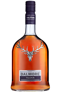 The Dalmore Valour. Photo courtesy Whyte & Mackay.
