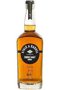 Stalk & Barrel Cask #1. Image courtesy  Still Waters Distillery.