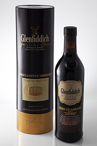 Glenfiddich 2013 Cask of Dreams Limited Edition. Image courtesy Glenfiddich.