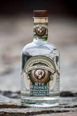 George Washington's Rye Whiskey Estate Edition. Image courtesy Hillrock Estate Distillery.