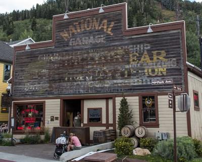 High West Distillery & Saloon in Park City, Utah. Image ©2013 by Mark Gillespie.