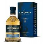 KIlchoman 2007 Vintage. Image courtesy Kilchoman Distillery.