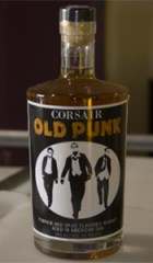 Old Punk Pumpkin Spiced Whiskey. Image © 2013 by Mark Gillespie.