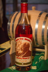 Pappy Van Winkle's Family Reserve 20-year-old Bourbon. Photo ©2013 by Mark Gillespie.