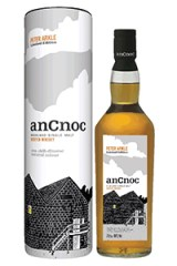 "anCnoc's ""Warehouses"" single malt from the Peter Arkle series. Image courtesy Inver House Distillers."