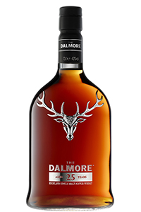 The Dalmore 25. Image courtesy Whyte & Mackay.