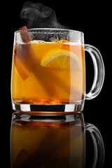 The Basil Hayden's Hot Toddy. Image courtesy Beam/DBC PR.