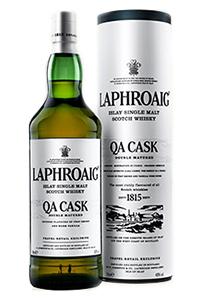 Laphroaig QA Cask. Image courtesy Laphroaig.