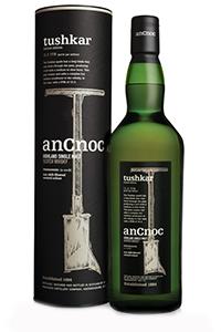anCnoc Tushkar Highland Single Malt. Image courtesy anCnoc.