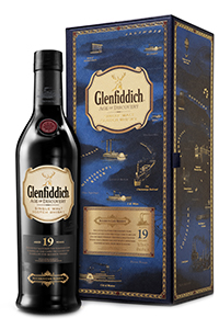 Glenfiddich Age of Discovery Bourbon Cask. Image courtesy William Grant & Sons.