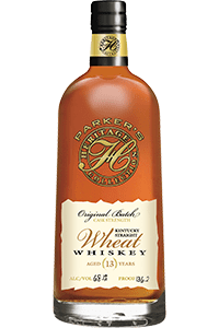 Parker's Heritage Collection Original Batch Straight Whiskey. Image courtesy Heaven Hill.