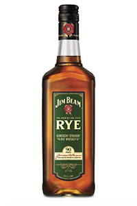 Jim Beam Pre-Prohibition Style Rye Whiskey. Image courtesy Beam Suntory.